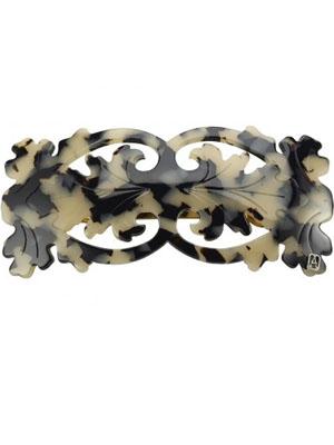 ADP barrette Baroques Nougat 8 cm