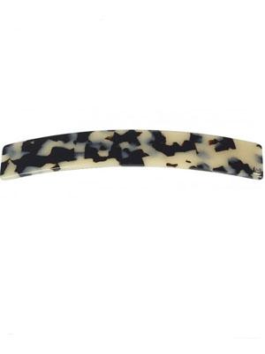 ADP barrette Classique thin Nougat 8 cm