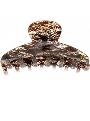 ADP claw clip winter 15 brown medium